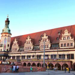 Rathaus dans le quartier de Zentrum à Leipzig - Immo Leipzig