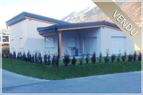 Construction Promotion Immobilier Maison Valais