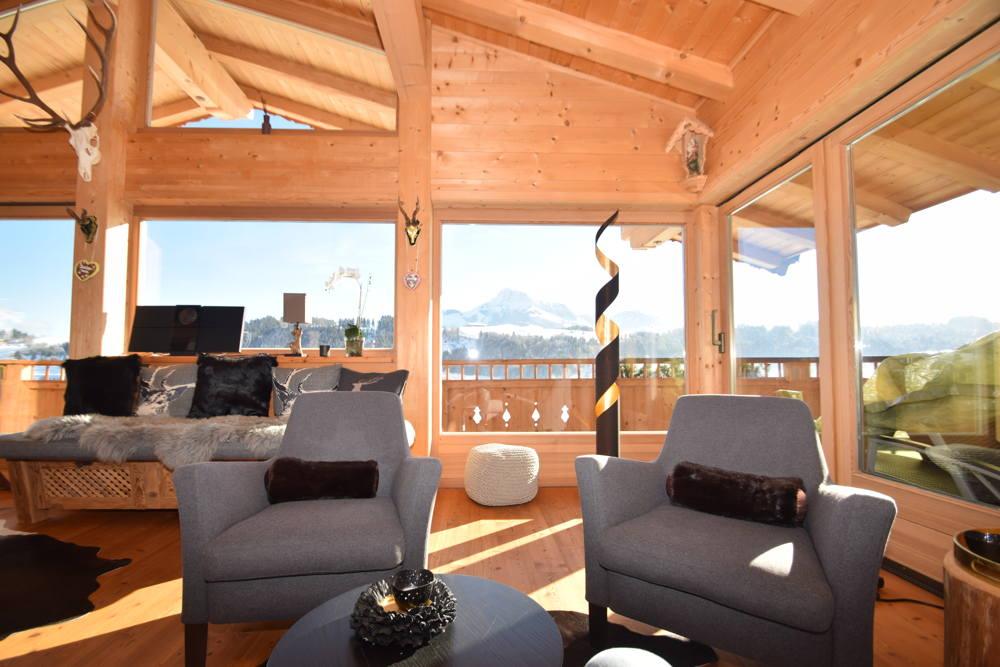 Luxus-Wohnungen in Kitzbühel