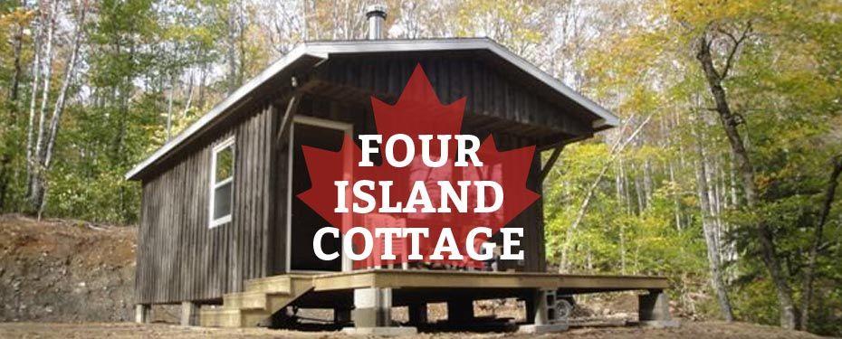 immobilien kanada four island cottage
