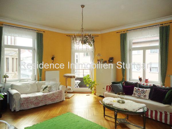 altbau liebhaber wissen diese wohnung zu sch tzen 4 zimmer liebevoll renoviert mit balkon in. Black Bedroom Furniture Sets. Home Design Ideas