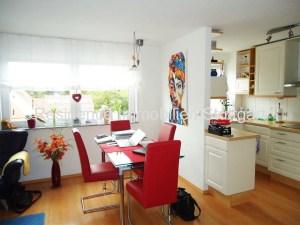 Essbereich in der Wohnung - Wohnung kaufen - Stuttgart Feuerbach