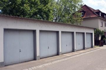 ++VERKAUFT++  5 Einzelgaragen und 1 großer PKW-Stellplatz in Lörrach (Stetten), 79540 Lörrach / Stetten, Einzelgarage