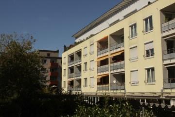 DESIGN AUF ZWEI EBENEN !  Stilvolle 3,5-Zi.-Whg., Balkon und Dachterrasse in Lörrach, 79539 Lörrach, Etagenwohnung