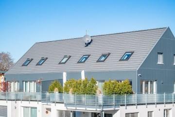 ++VERKAUFT++  Penthouse exklusiv: Loft-Design, individuelle Architektur, modernes Wohnen, 79576 Weil am Rhein, Penthousewohnung