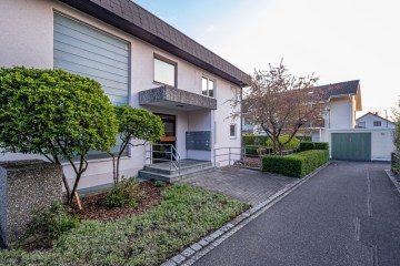 Wohnfreude pur: Moderne, große 3,5 Zi.-Wohnung in Altweil, 79576 Weil am Rhein, Souterrainwohnung