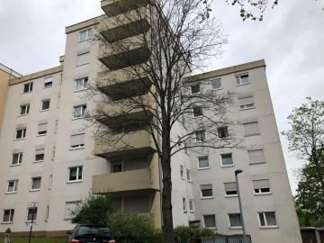 ++VERMIETET++  Helle 2-Zi.-Wohnung in Rümmingen, 79595 Rümmingen, Etagenwohnung