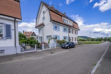 PROVISIONSFREI für Käufer ++RESERVIERT++ Schmucke Doppelhaushälfte mit Garten in Grenzach-Wyhlen, 79639 Grenzach-Wyhlen / Wyhlen, Doppelhaushälfte