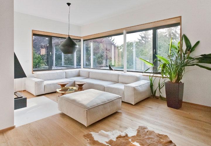 minimalistische wohnzimmer