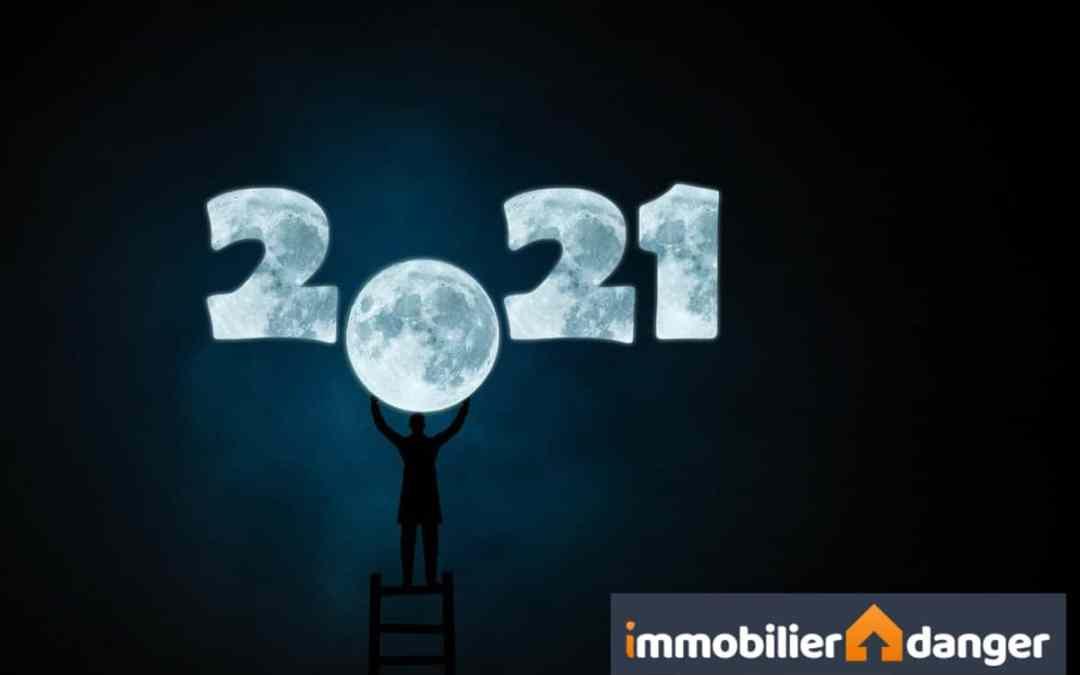 Immobilier 2021 : tendances et changements