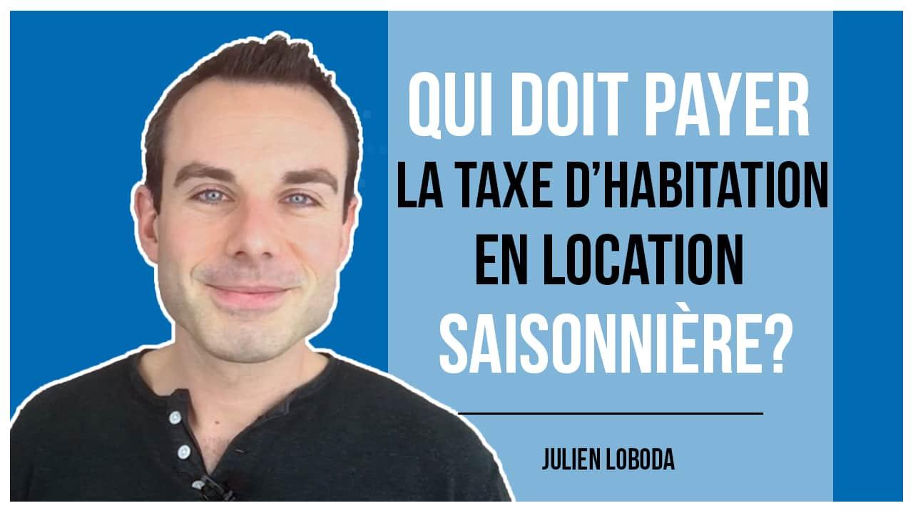 Taxe Du0027habitation