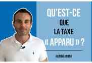 taxe apparu
