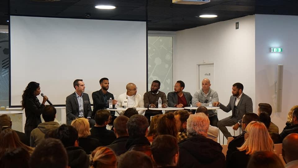 Julien Loboda au Salon de l'Investissement Immobilier de Bordeaux