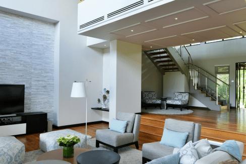 Anahita Mauritius Four Seasons Resort superbe villa style contemporain. immobilier-swiss.ch-4