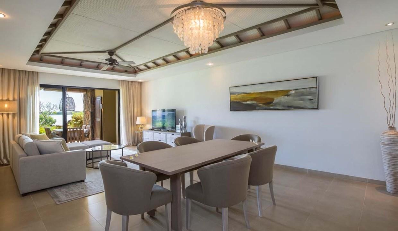 Appartement de 211m2 dans un style contemporain face au Golf et l'Océan6
