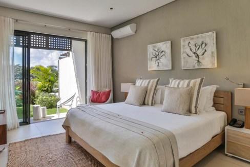 Villa IRS chic de plain-pied avec 3 chambres | Île Maurice10
