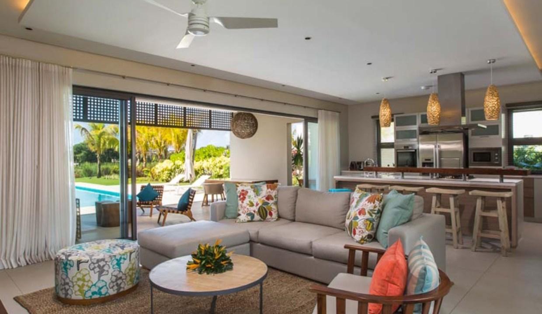 Villa IRS chic de plain-pied avec 3 chambres | Île Maurice11