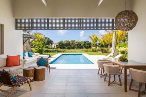 Villa IRS chic de plain-pied avec 3 chambres | Île Maurice12