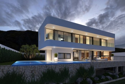 Luxury elegant villa  Spain
