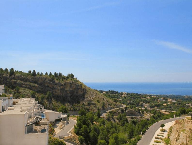 Maison de luxe de 3 chambres en vente Altea, Espagne-16