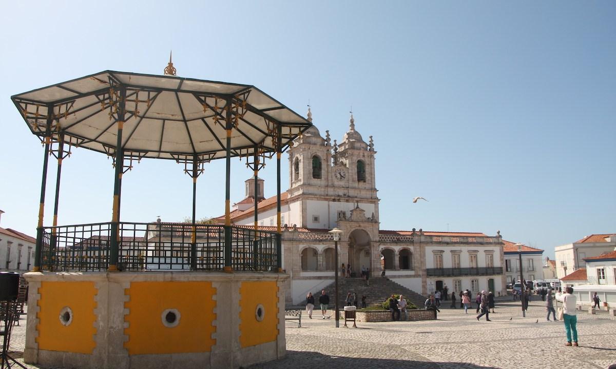 Portugal près de Nazaré et São Martinho do Porto1