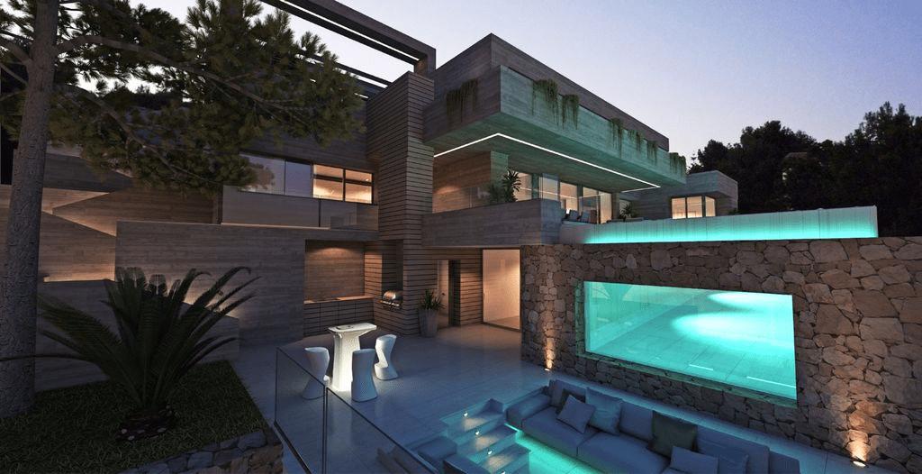 Villa de luxe de 4 chambres en vente Cumbre del Sol, Communauté Valencienne , Espagne-3