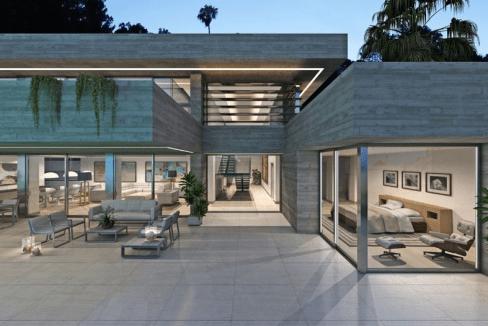 Villa de luxe de 4 chambres en vente Cumbre del Sol, Communauté Valencienne , Espagne-4