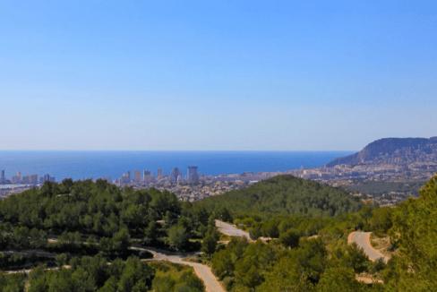 Villa de luxe de 4 chambres en vente Cumbre del Sol, Communauté Valencienne , Espagne-6