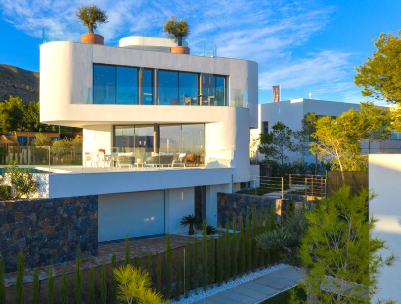 Villa de luxe de 4 chambres en vente Finestrat, Espagne-10