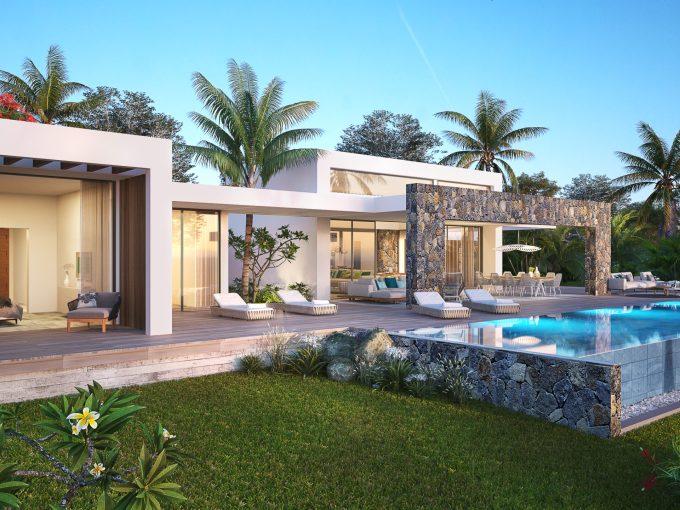Anahita Mauritius - Villas Horizon - 4 Concepts entièrement personnalisables