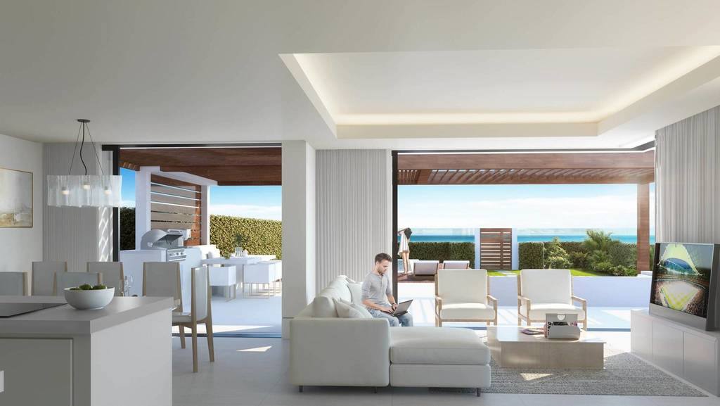 3 bedroom luxury penthouse for sale in Estepona, Andalusia1