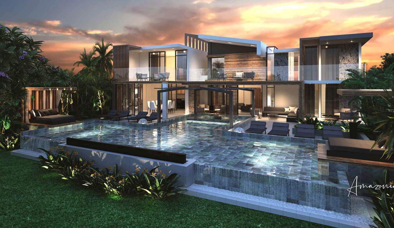 Villa de luxe de 4 chambres en vente Cap Malheureux,