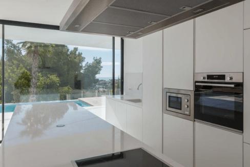 Maison de luxe 4 chambres en vente à Moraira, Espagne
