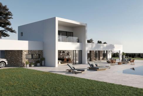 Villa modelo L6 de Hormitech en Santa Monica Villas