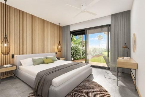 Amara Villa - Master-Bedroom