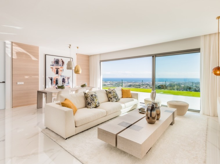 BYU HILLS MAXIMUM PRIVACY AND TRANQUILITY WITH BREATH-TAKING VIEWS|BYU HILLS est une perle de la Costa del Sol