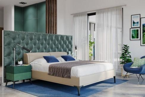 LR Island Villa - Bedroom