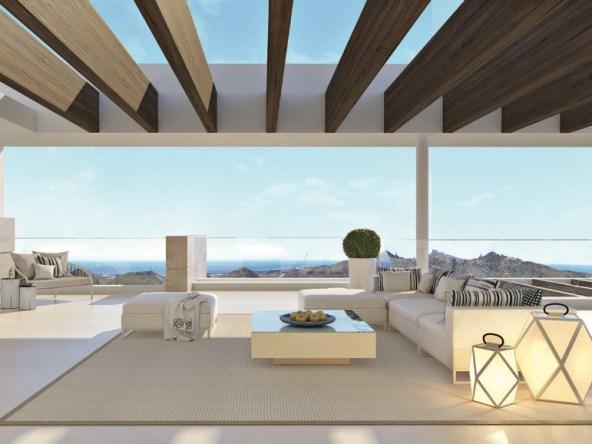 Palo Alto Marbella Un développement communautaire résidentiel unique|Penthouse à vendre à Ojen