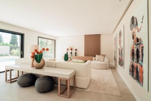 Villa sur un terrain de 841 m2 vous pourrez profiter de la Costa del Sol 3