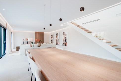 Villa sur un terrain de 841 m2 vous pourrez profiter de la Costa del Sol 7