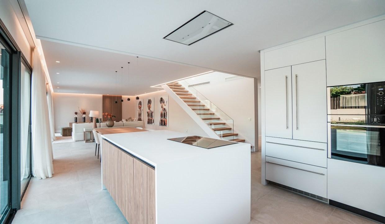 Villa sur un terrain de 841 m2 vous pourrez profiter de la Costa del Sol 8