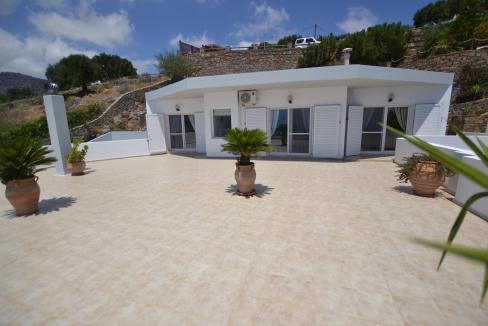Vue panoramique sur la Méditerranée villa 4 chambres 220m2 licence EOT28