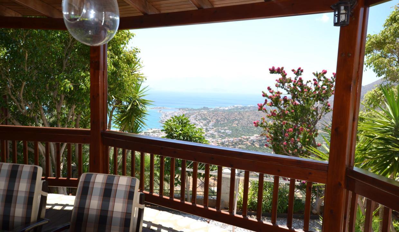 Vue panoramique sur la Méditerranée villa 4 chambres 220m2 licence EOT30