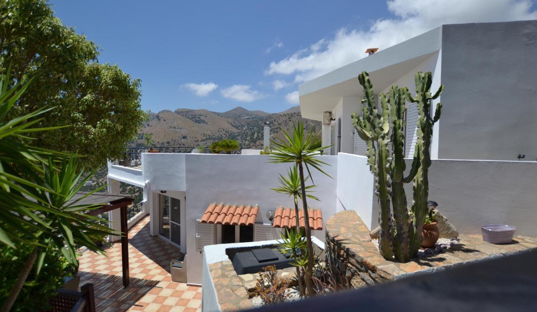 Vue panoramique sur la Méditerranée villa 4 chambres 220m2 licence EOT31