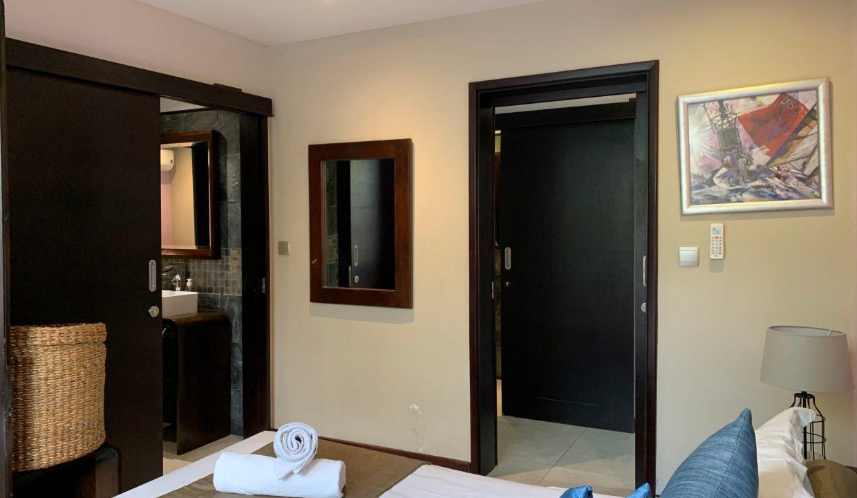 Appartement de 3 chambres pied dans l'eau à vendre Trou d'Eau Douce58