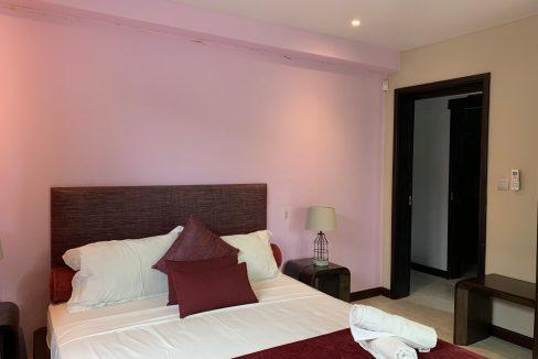Appartement de 3 chambres pied dans l'eau à vendre Trou d'Eau Douce70