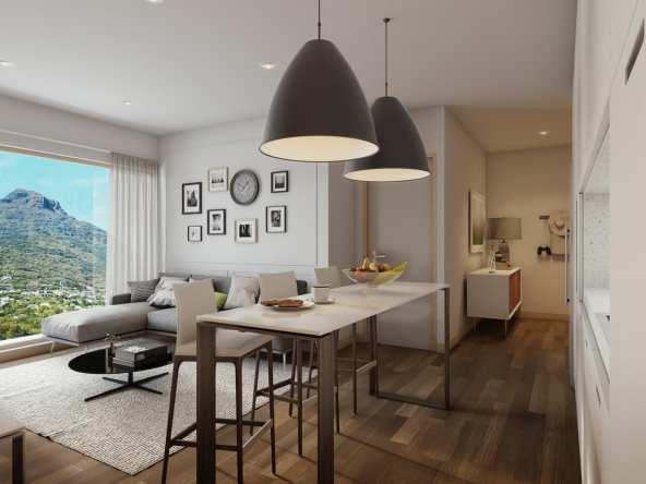 Résidence de 72 appartements d'1 à 4 chambres Tamarin Île Maurice