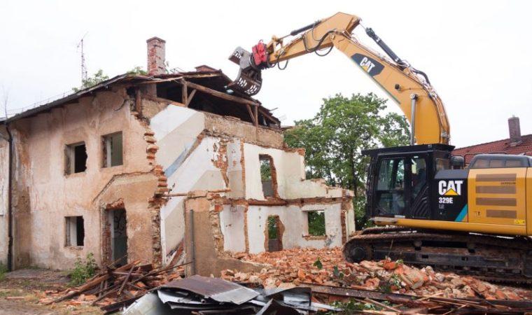 Focus sur les modes de démolition de bâtiment