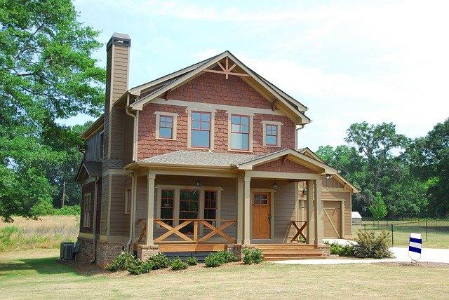 Une agence immobilière pour l'achat ou la vente d'un bien immobilier