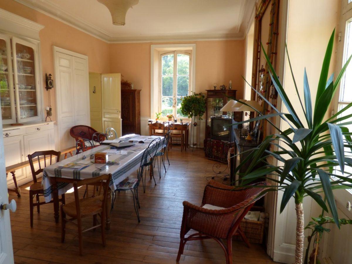 Maison Bourgeoise Proprit Familiale Bord De Sarthe